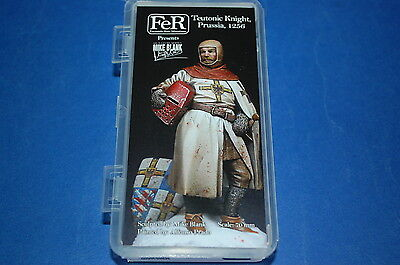 FER Miniatures - Teutonic Knight, Prussia 1256 scala 70mm