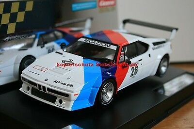 Carrera Digital 124 23820 BMW M1 Procar Procar 1979 - Clay Regazzoni Nr. 28