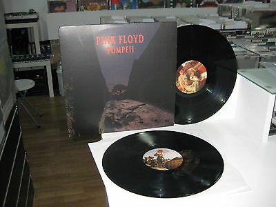 Pink Floyd 2 Lp Pompeii  Limited Edition Unique Cover