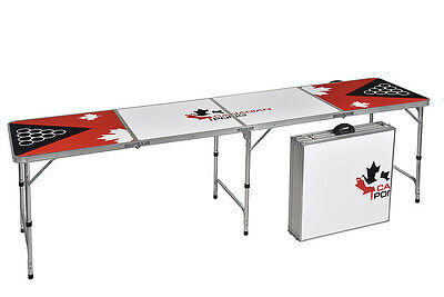 Original Canadian Pong Beer Pong Table!  WIN a free table offer!