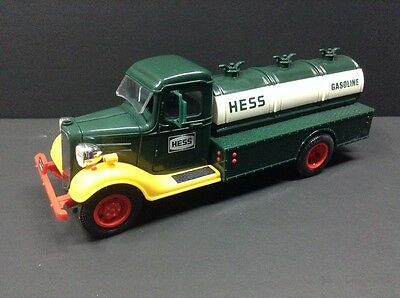 The first Hess truck 1980