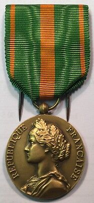 France Ww2 Free French Escaped Medal
