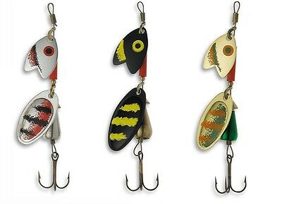 Mepps Trout and Pike Tandem Spinners