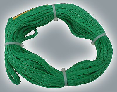 2 x Water Ski Tube Ropes 50 Feet One Person - free Boston Valve