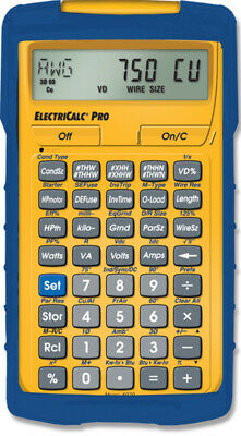 NEW ElectriCalc Pro
