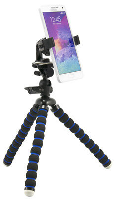 "Arkon 11"" Tripod With Mobile Grip 2 Universal Smartphone Holder"