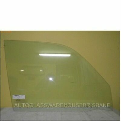 TOYOTA LANDCRUISER WAGON 5/90 to 3/98 80 SERIES RIGHT SIDE FRONT DOOR GLASS
