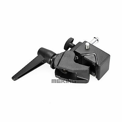 Meking Photo Studio Multi-function Super Clamp Studio Clamp With Stud