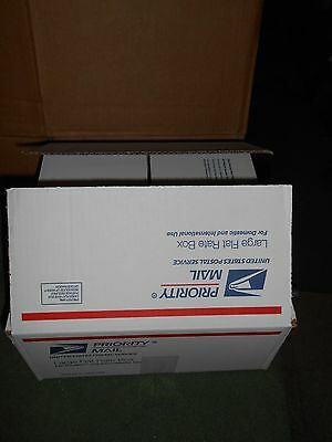 Usps Priority Mail Large Flat Rate Box Random Things/collectibles/trading Cards?