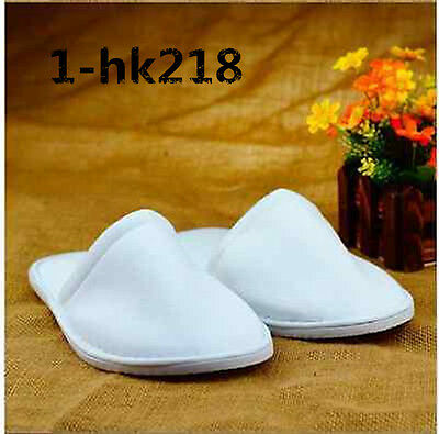 10 pairs Disposable Slippers Hotel Slippers SPA Slippers fir all size