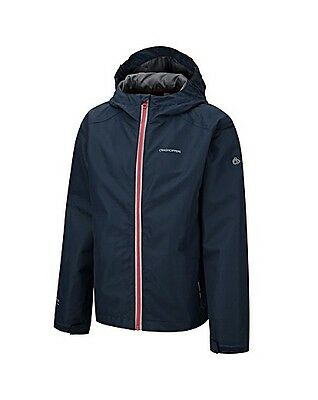 Craghoppers Boys Skepta Jacket Royal Navy ** RRP £45 **