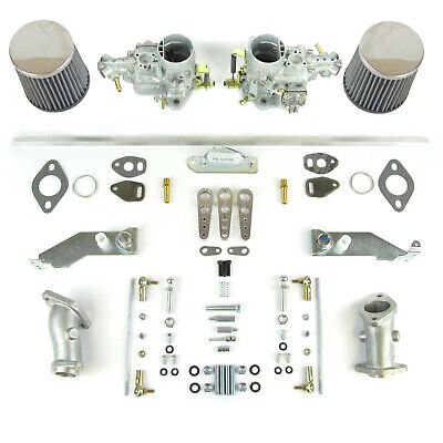 Genuine Weber 34 ICT carb kit  jetted for VW T1 single port 1300-1600cc