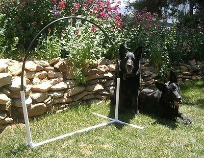 Dog Agility Equipment NADAC Hoopers Arched Hoop Hoops