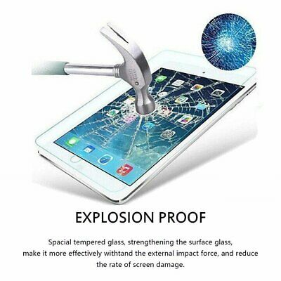 Premium Tempered Glass Screen Protector for Apple iPad2 3 4 5 6Air Mini Pro 9.7""