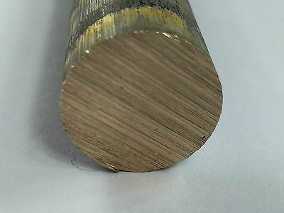 Bronze Round Bar Available in a Wide Range of Diameters and Lengths