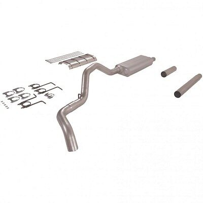 Flowmaster Force II Cat Back Exhaust For 1987-1993 Ford F250 F350 V8 7.5L 17198