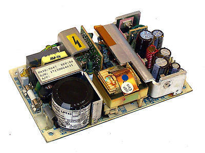 Astec LPT43 5VDC@8A 12VDC@0.7A -12VDC@0.7A 1U Open Frame Power Supply