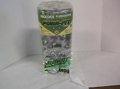 NEW MOLDEX 6882 Ear Plugs Dispenser, Green, Univ, PK150 (C22T)