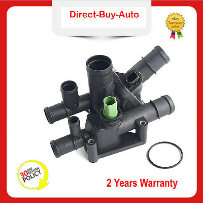 06A121111 For Audi A3 1.6 (1996-2003) Thermostat + Housing + Temp. Sensor Switch