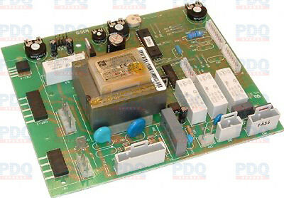 Vokera Sabre 25 29 35 HE System 10025340 PCB - BRAND NEW *FREE NEXT DAY P&P*
