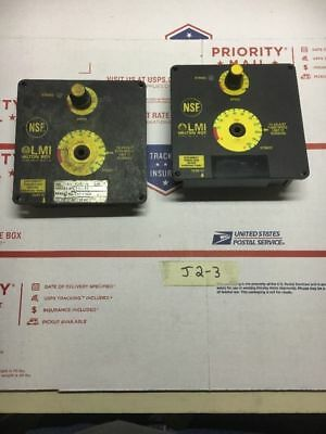Milton Roy C141-36 Electromagnetic 20GPH Metering Dosage Pump Front Screen Only