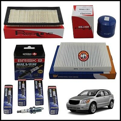 Dd-063 Kit Specifico Gpl / Metano Dodge Caliber 1.8 110Kw 2006>