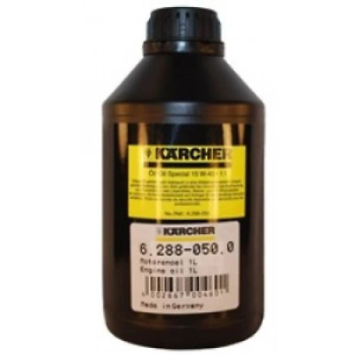 Karcher 6.288-050.0 Karcher Pump Oil, Synthetic Non-Detergent 15W40 1 liter 6.28