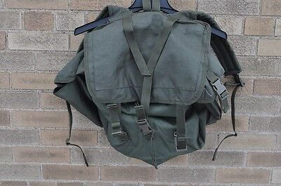 CANADIAN ARMY Style NBC BACKPACK Large  OD Brand New!