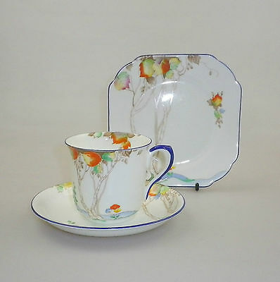 Vintage Shelley China Trio Pattern 11719