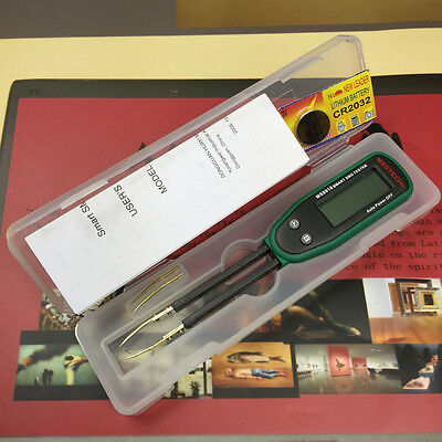 MASTECH MS8910 Smart SMD Tweezers Tester Review - More Gadget Tech Thoughts