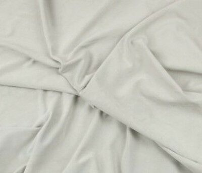 Suede calfskin calf suede Off white 0.8mm BARKERS LEATHERCRAFT HIDE & SKINS H371