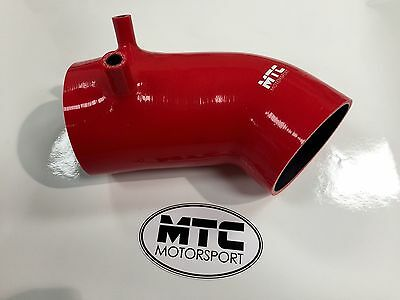 Mtc Motorsport Audi Rs4 Silicone Intake Inlet Hose B7 4.2 V8 Red