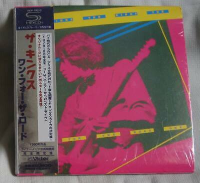 The Kinks - One for the Road (1980) / JAPAN Mini LP SHM-CD (2008 Victor)
