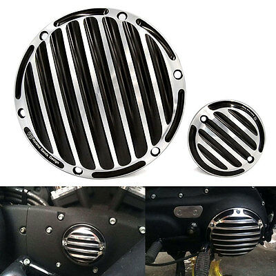 Derby cover frizione + timer HARLEY DAVIDSON SPORTSTER ROLAND SANDS FORTY EIGHT