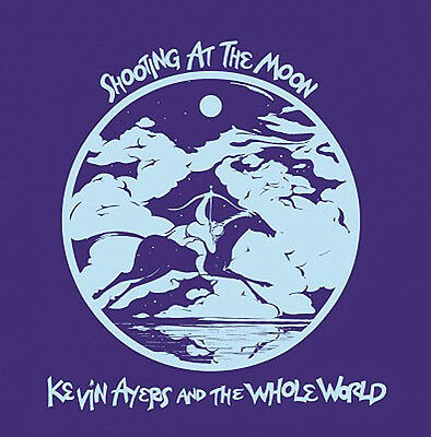 KEVIN AYERS AND THE WHOLE WORLD Shooting At The Moon 180G Vinyl  LP NEW & SEALED
