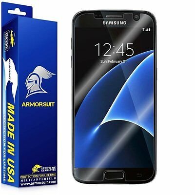 ArmorSuit MilitaryShield - Samsung Galaxy S7 Case Friendly Screen Protector