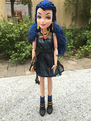 "Disney Descendants 11"" Doll Action Figure Isle of the Lost EVIE Toy New Loose"