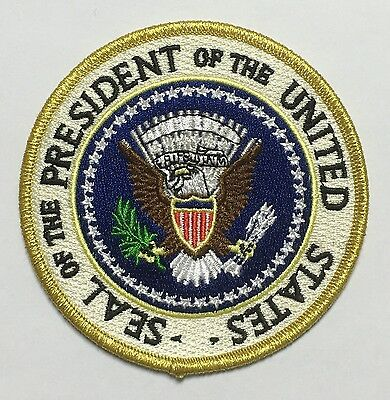 Us Presidential Seal Of The President Embroidered Patch-1017