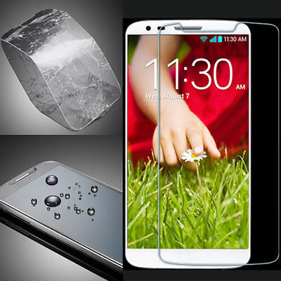 Real Tempered Glass Temper Glass Shatter Proof Screen Protector For LG G4