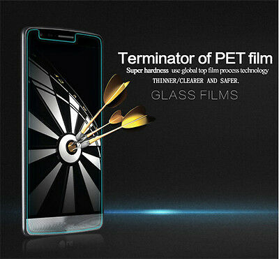Real Tempered Glass Temper Glass Shatter Proof Screen Protector For MOTO G3 2015