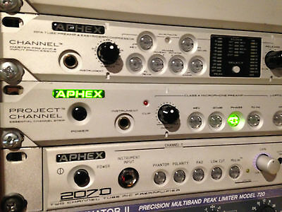 Aphex Project Channel preamp