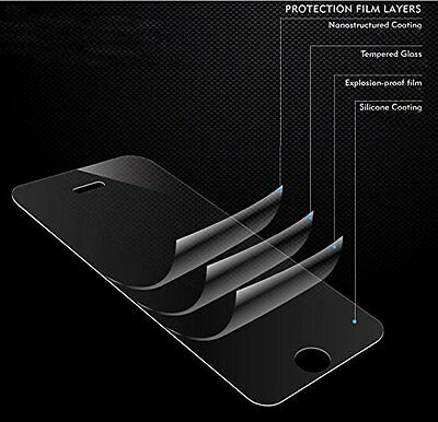 Real Tempered Glass Temper Glass Shatter Screen Protector For Huawei Ascend Y635