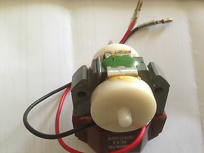 UNIVERSAL No Frost Fridge Evaporator  Fan Motor Counter Clock Wise