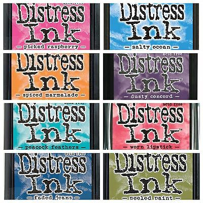 TIM HOLTZ full size distress ink pads - you choose - card making stamping - NEW
