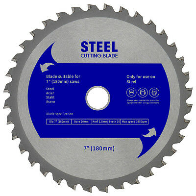 TCT Steel Cutting Blades