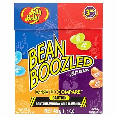 Jelly Belly Bean Boozled 2 x 45g Box 3rd edition from Peripheral Centre