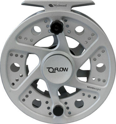 Wychwood NEW Flow Reel Fly Fishing Centre Pin Reel - Spare Spools FREE POST P+P