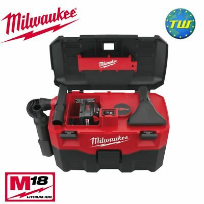 Milwaukee M18VC-0 Cordless 18V 7.5L Wet & Dry Vacuum Body Only Bare Unit
