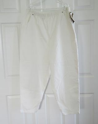 NWT - Women's 24 Petite White Jeans by North West Blue