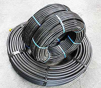 Terrain Water Low Density Poly Pipe 13mm x 100mt roll